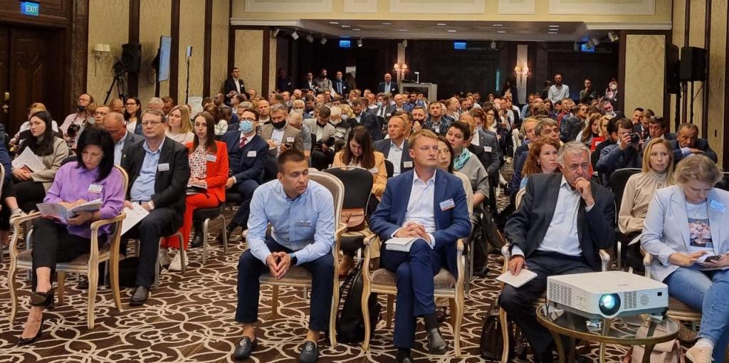 Четвертый международный инвестиционный форум и выставка «Сады России и СНГ»
